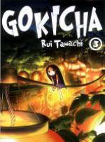 Gokicha T3, manga chez Komikku éditions de Rui