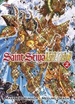 Saint Seiya - Episode G - Assassin  T2, manga chez Panini Comics de Kurumada, Okada