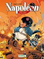 Napoléon T1 : De mal empire (0), bd chez Bamboo de Lapuss', Stédo, Lunven