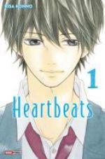 Heartbeats  T1, manga chez Panini Comics de Konno