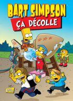 Bart Simpson T11 : Ça décolle (0), comics chez Jungle de Groening, Peyer, Lay, McCan, Barta, Matsumoto, Hamill