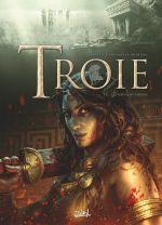 Troie T4 : Les portes du Tartare (0), bd chez Soleil de Jarry, Campanella Ardisha, Panarin