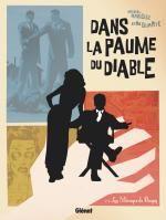Dans la paume du diable T2 : Les Mirages de Bugsy (0), bd chez Glénat de Mariolle, Duarte, Boccato