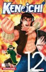 Ken-Ichi – Les disciples de l'ombre, T12, manga chez Kurokawa de Matsuena
