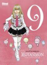 Moyasimon T9, manga chez Glénat de Ishikawa