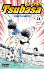 Captain Tsubasa T31, manga chez Glénat de Takahashi