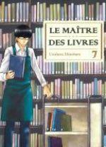 Le maître des livres T7, manga chez Komikku éditions de Shinohara