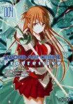 Sword art online - Progressive T4, manga chez Ototo de Kawahara, Himura, Abec