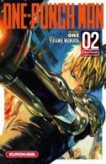 One-Punch Man T2 : Le secret de la puissance (0), manga chez Kurokawa de One, Murata