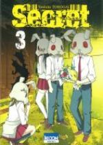 Secret T3, manga chez Ki-oon de Tonogai