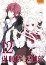 Bloody cross T12, manga chez Ki-oon de Komeyama