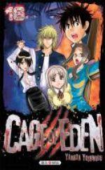 Cage of eden T16, manga chez Soleil de Yamada