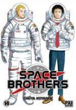 Space brothers T14, manga chez Pika de Koyama