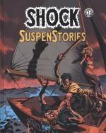 Shock Suspenstories T2, comics chez Akileos de Gaines, Feldstein, Craig, Crandall, Williamson, Wood, Orlando, Kamen, Evans, Riff Reb's