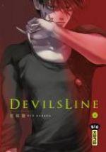 Devils line T4, manga chez Kana de Hanada