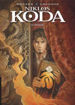 Niklos Koda T14 : Le spiborg (0), bd chez Le Lombard de Dufaux, Grenson, BenBK