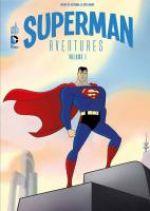 Superman Aventures T1, comics chez Urban Comics de Dini, McCloud, Manley, Blevins, Burchett, Severin, Timm