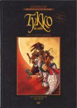 Lanfeust et les mondes de Troy T37 : Tykko des sables - Les chevaucheurs des vents (0), bd chez Hachette de Melanÿn, Arleston, Keramidas, Garcia, Vincent