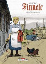 Finnele T2 : Dommages de guerre (0), bd chez Delcourt de Anne Teuf