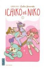 Ichiko & Niko T1, manga chez Kana de Yamamoto