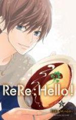 Rere : Hello ! T5, manga chez Delcourt de Minami