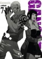 Gangsta T7, manga chez Glénat de Kohske