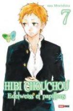 Hibi chouchou - Edelweiss & Papillons  T7, manga chez Panini Comics de Morishita