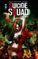 Suicide Squad T1 : Têtes brûlées (0), comics chez Urban Comics de Glass, Richards, Guara, Henry, Getty, Dallochio, Bressan, Passalaqua, Staples, Benjamin