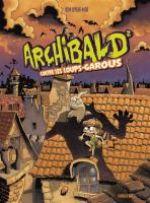 Archibald T2 : Contre les loups-garous (0), bd chez Sarbacane de Hyung-min