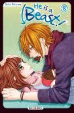 He is a beast  T8, manga chez Soleil de Aikawa