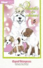 Le Paradis des chiens T5, manga chez Glénat de Tatsuyama