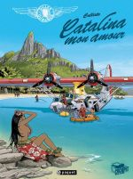 Gilles Durance T2 : Catalina mon amour (0), bd chez Paquet de Callixte
