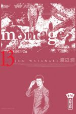 Montage T13, manga chez Kana de Watanabe