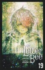 Letter bee T19, manga chez Kana de Asada