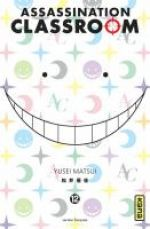 Assassination classroom T12, manga chez Kana de Yusei