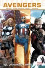 Ultimate Comics : Avengers : Thor / Captain America / Hawkeye (0), comics chez Panini Comics de Aaron, Hickman, Pacheco, Garney, Sandoval, Anderson, Milla, Charalampidis, Keith, Delgado, Vines, Andrews