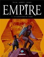Empire T4 : Le Sculpteur de chair (0), bd chez Delcourt de Pécau, Kordey, Desko