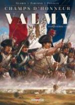 Champs d'honneur T1 : Valmy - Septembre 1792 (0), bd chez Delcourt de Gloris, Zarcone, Fogolin