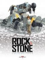 Rock & Stone T2, bd chez Delcourt de Jean, Valeani, Georges