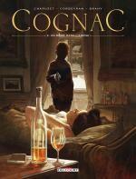 Cognac T2 : Un mort dans l'arène (0), bd chez Delcourt de Chapuzet, Corbeyran, Brahy, Folny