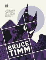 Les  Grands Entretiens de la Bande Dessinée : Bruce Timm (0), comics chez Urban Comics de Timm, Nolen-Weathington