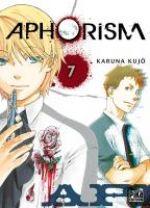 Aphorism T7, manga chez Pika de Karuna