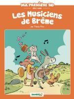Les Musiciens de Brême, bd chez Bamboo de Beney, Priou