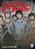 Suicide island T14, manga chez Kazé manga de Mori