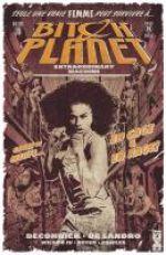 Bitch Planet T1 : Extraordinary Machine (0), comics chez Glénat de Deconnick, Wilson IV, De Landro, Peter