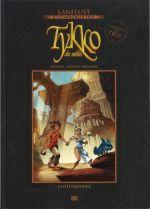 Lanfeust et les mondes de Troy T38 : Tykko des sables - La cité engloutie (0), bd chez Hachette de Melanÿn, Arleston, Keramidas, Vincent
