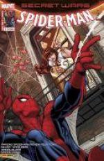 Secret Wars : Spider-Man T5 : Je serai toujours là pour vous (0), comics chez Panini Comics de Costa, DeFalco, Gage, David, Frenz, Slott, Diaz, Hanna, Buscema, Kubert, Sliney, Araujo, Rosenberg, Fabela, Ponsor, Crossley, d' Armata, Bradshaw, Campbell