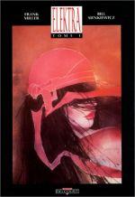 Elektra   T1, comics chez Delcourt de Miller, Sienkiewicz