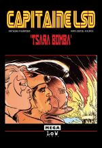 Capitaine LSD T2 : Tsara Bomba (0), comics chez Mega Low Comix de Jim Dandy