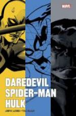 Daredevil / Spider-Man / Hulk, comics chez Panini Comics de Loeb, Sale, Stewart, Buccellato, Hollingsworth